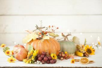 Table and Mantel Decorations