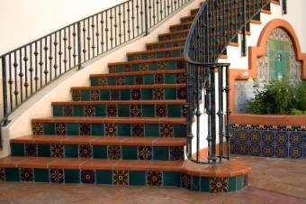 Spanish/Moorish tiles by RTK Studios