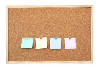 Using a Cork Board in Interior Design for Kids & Grown-Ups Alike