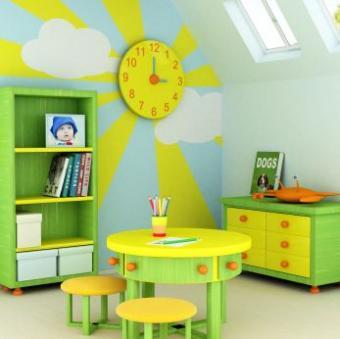 16 Creative Playroom Wall Decor Ideas to Add to the Fun