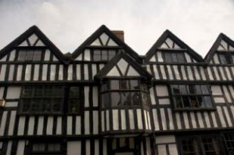 Tudor was the last medieval architecture