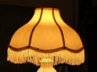Victorian lampshades victorian hand sewn lampshade greentooth Gallery