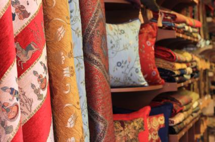 Turkish Fabric Pillows