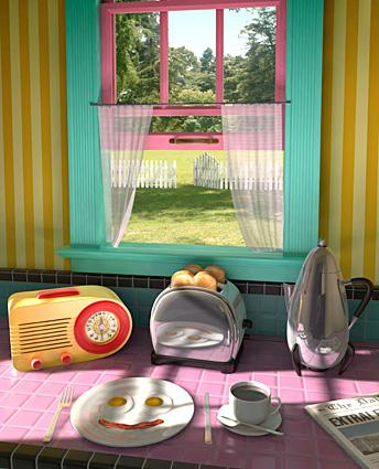 1940s Kitchen Design Lovetoknow
