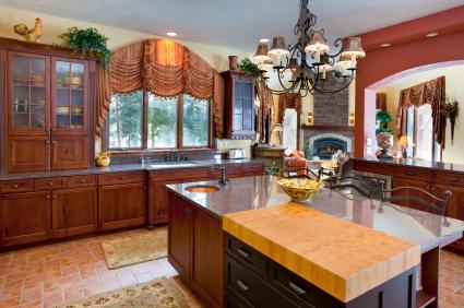 Choosing A Kitchen Island