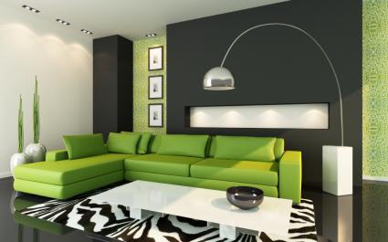 examples of mid century modern interior design