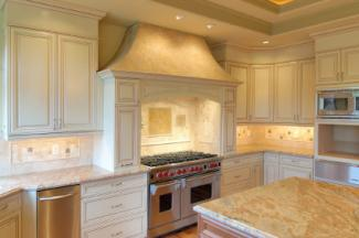 Extended cabinets