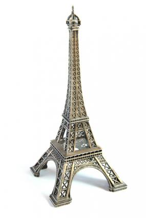 Eiffle Tower figurine