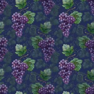 Grape Vine Wallpaper Border