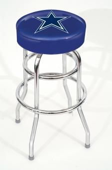 Imperial NFL Team Logo Swivel Bar Stool from Wayfair