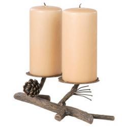 Double Candleholder