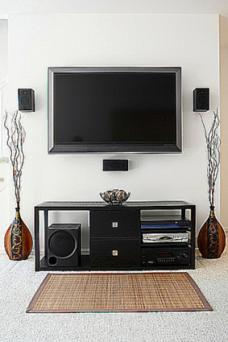 Home Theater Surround Sound