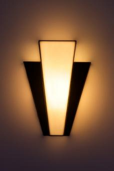 Art Deco Lighting Sconce