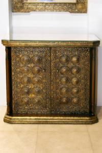 Ornate Moroccan Cabinet