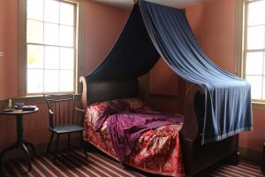 arm wall mount canopy on daybed