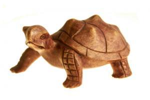 Symbolic Turtle Statue