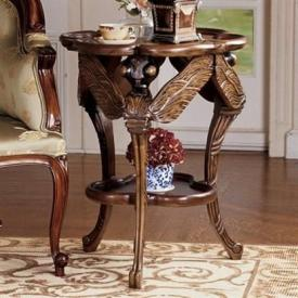 Design Toscano KS2062 Traditional Dragonfly Occasional End Table