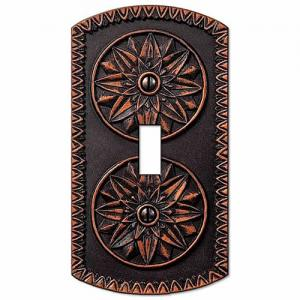 Old World Switchplates at Wall Plates Online
