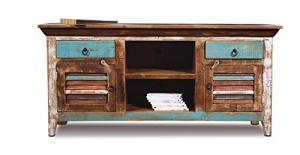 Rustic Barnwood Furniture Styles. Reclaimed And Distressed Wood TV Stand