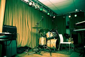Studio and stage lighting