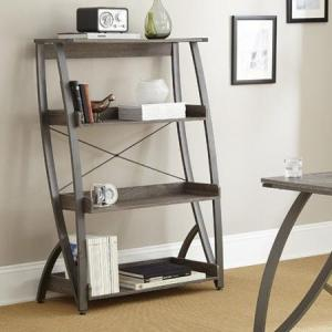 Steve Silver Leaning Bookcase