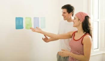 choosing wall color