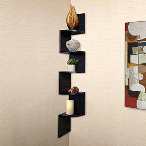 Corner Wall Mount Shelf