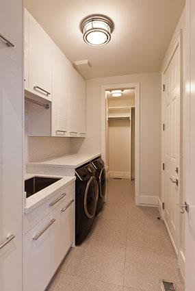 Industrial Laundry Room Ideas