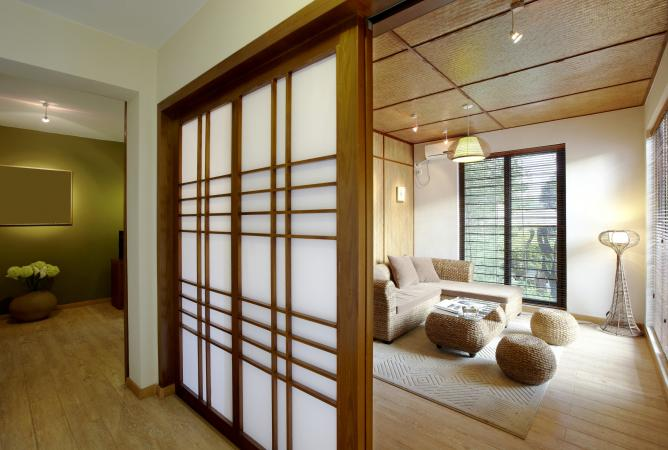 Great Japanese Style Interior