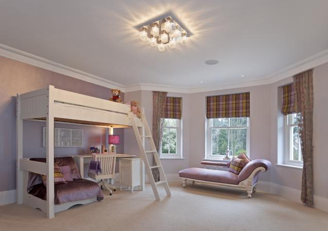 light purple bedroom example
