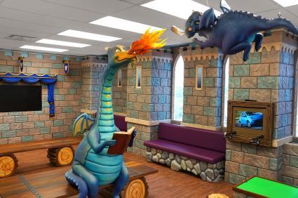 Fantasy room decor