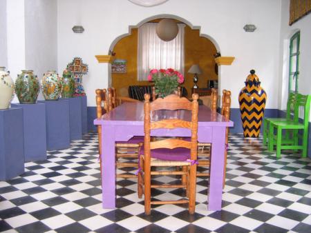 Garita Dining Room, San Miguel de Allende