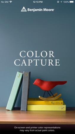 Benjamin Moore design app