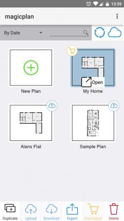 magicplan design app