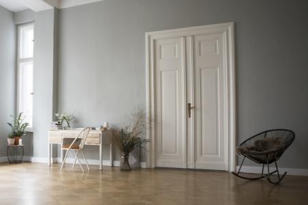 Elegant Provincial bedroom design