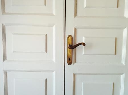 Mitered Panel Door design