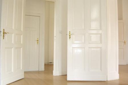Six-Panel Door design