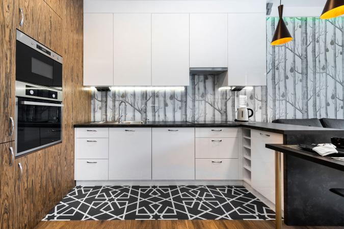 Creative Interior Design Tips for Small Apartment Kitchens ...