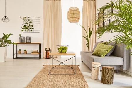 Awesome Tips For Using Indoor Plants In Interior Design Lovetoknow Download Free Architecture Designs Scobabritishbridgeorg