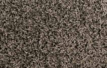 Gray Fluffy Carpet