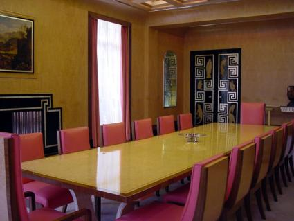 Art Deco Conference room