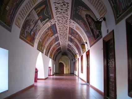 Ceiling Mural