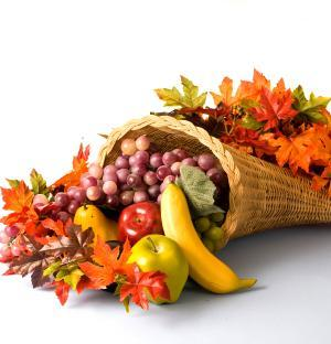 Cornucopia Fall Decorations Lovetoknow