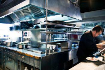 Commercial Kitchens Used For Business Must Follow Health And Safety Codes.