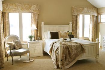 Beautiful French Country Style Bedroom Home Design Ideas