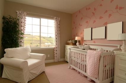 Nursery Stenciling Ideas