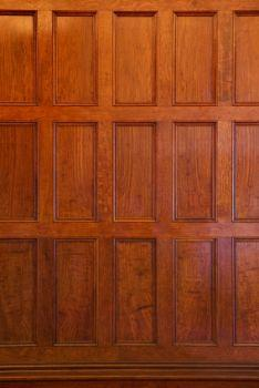 Boxed paneling effect wall panel