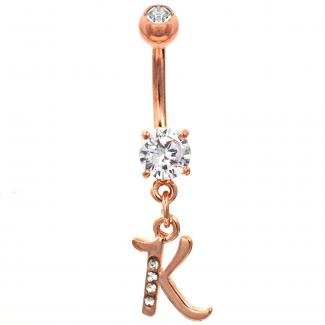 dangle ebay belly button rings heart bhp