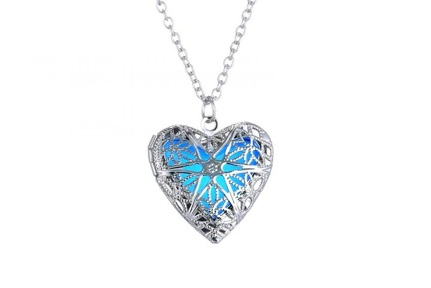 heart necklaces lockets pendants mother locket sterling mop daughter silver ip