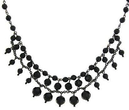 jewellery long necklaces ebay jewelry black necklace bhp